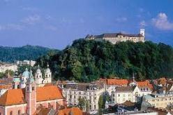Ljubljana castle hill